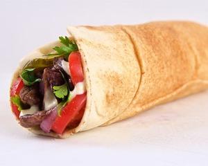 Drivu Regular Beef Shawarma