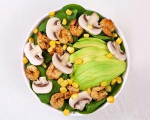 Drivu Shrimp Salad