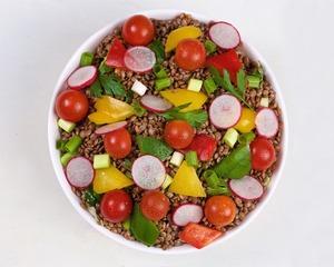 Drivu Lentil Salad