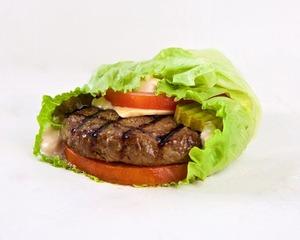 Drivu Lettuce Beef Burger