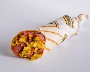 Drivu Bacon & Egg Wrap