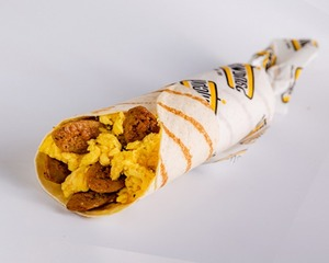 Drivu Sausage & Egg Wrap