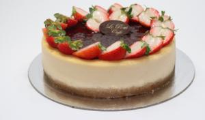 Drivu Baked Cheesecake (Full Cake)