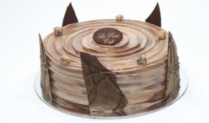Drivu Marble Cake