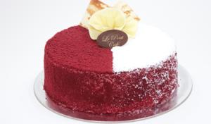Drivu Red Velvet Full Cake