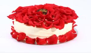 Drivu Rose Full Cake