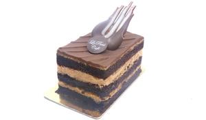 Drivu Chocolate Cake (1 person)