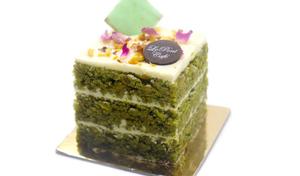 Drivu Pistachio Rose Cake (1 person)