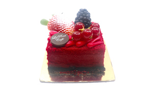 Drivu Red Velvet Cheesecake (1 person)