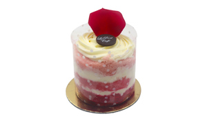 Drivu Rose Cake (1 person)