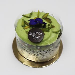 Drivu All Pistachio Cake (1 person)