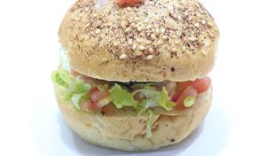 Drivu Falafel Burger