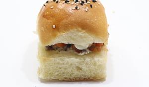 Drivu Mushroom Burger