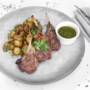 Drivu Grilled Lamb Chops