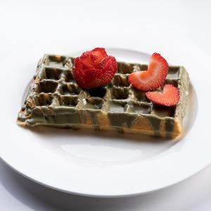 Drivu Waffle Pistachio