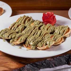 Drivu Pistachio Mini Pancake