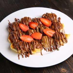 Drivu Nutella Mini Pancake