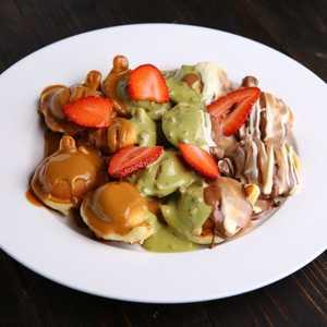 Drivu Mix Mini Pancake