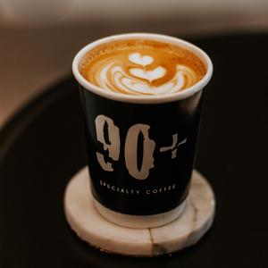 Drivu Cafe Latte Single