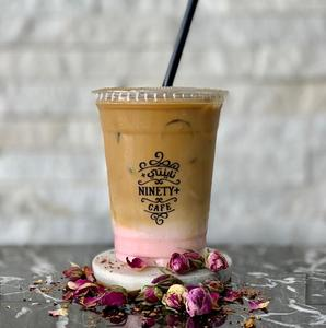 Drivu Rose Latte Iced
