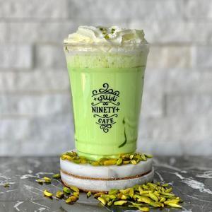 Drivu Pistachio Milkshake