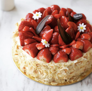 Drivu  Strawberry Gateaux
