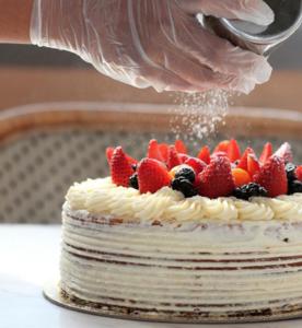 Drivu Vegan Butter Cream Cake