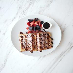 Drivu Buttermilk Waffles