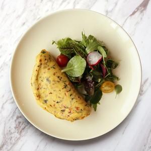 Drivu Spiced Omelette