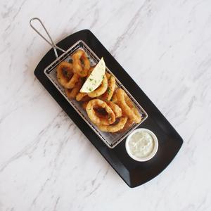 Drivu Tempura Fried Calamari