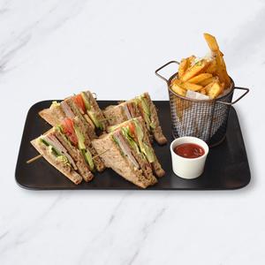 Drivu Classic Club Sandwich