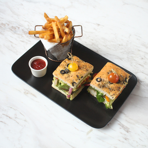 Drivu  Halloumi & Avocado Sandwich