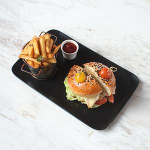 Drivu Peri Peri Chicken Burger