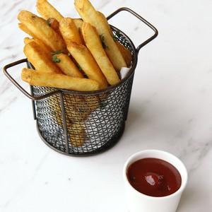 Drivu Truffle-Parmesan Fries