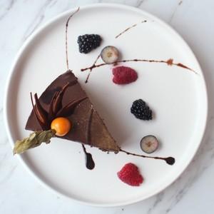 Drivu Gold Dusted Chocolate Truffle