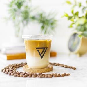 Drivu Iced Salted Caramel Latte