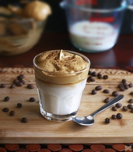 Drivu Dalgona Whipped Frothy Coffee
