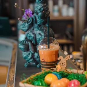 Drivu Cafe Latte On Ice
