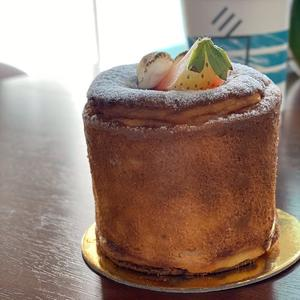Drivu San Sebastian Cake