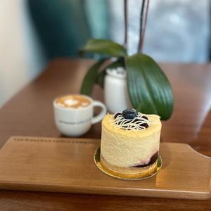 Drivu Blueberry Cheesecake