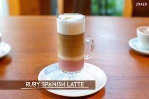 Drivu Ruby Spanish Latte