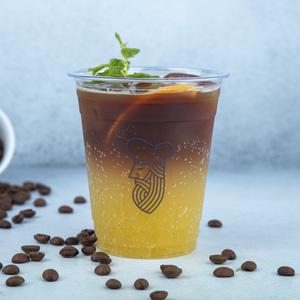 Drivu Iced Sunrise Orange Coffee