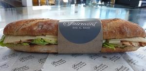 Drivu Lemon and Thyme Chicken Sandwich