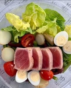 Drivu Salad Nicoise