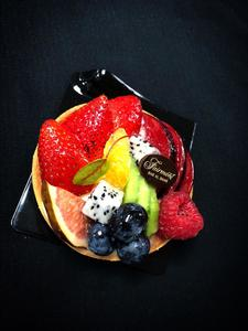Drivu Exotic Fruit Tart