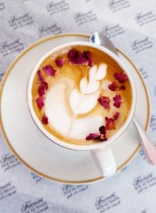 Drivu Hot Rose/Honey Cappuccino