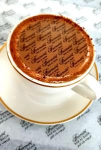 Drivu Homemade Hot Chocolate
