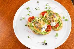 Drivu Avocado and Toast