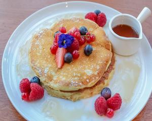 Drivu Berries Pancakes