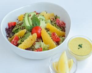 Drivu Avocado Quinoa Salad
